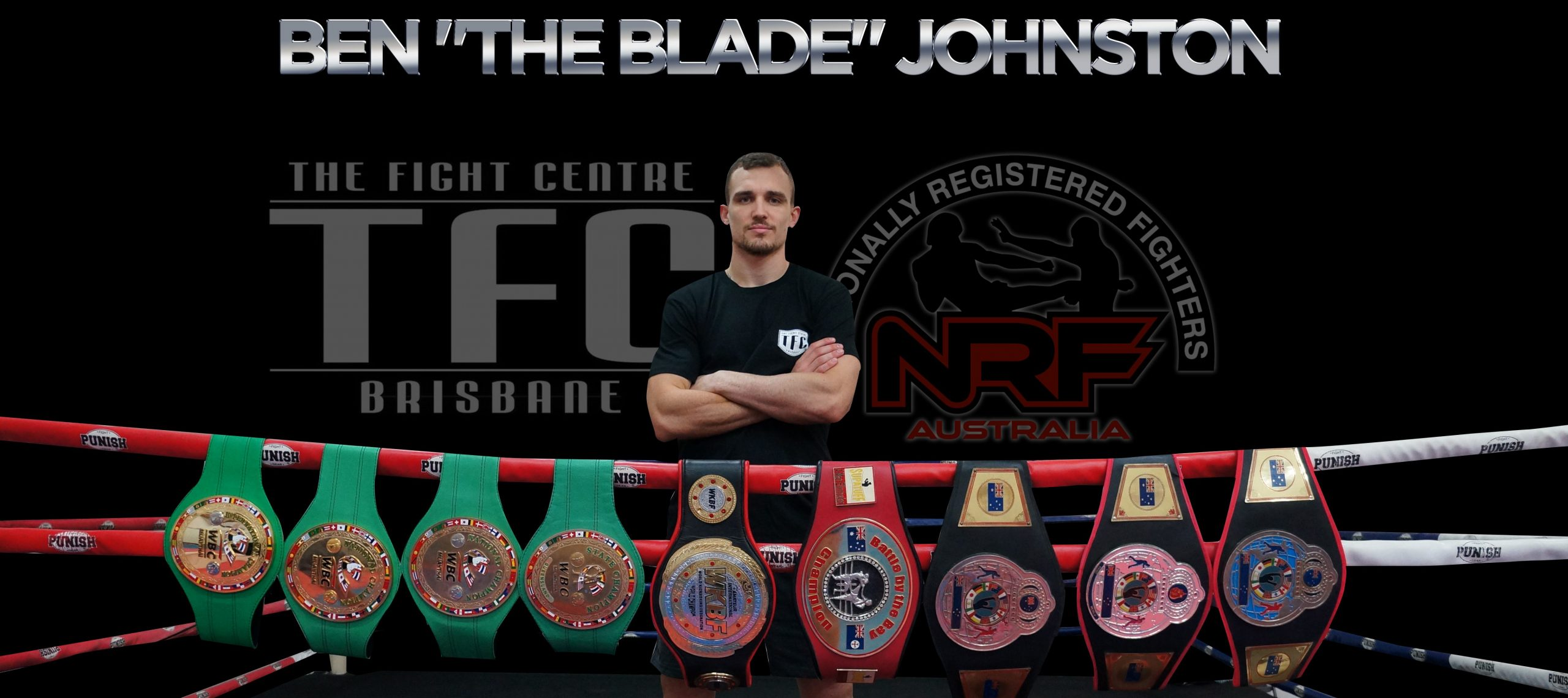 Closure Optional Ep. 15 – Ben Johnston, Muay Thai Fighter