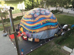 Dome Outside